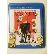 Grusomme Meg 3D (Blu-ray)