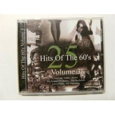 25 Hits of the 60's Volume 3 (CD)