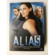 Alias Sesong 3 (DVD)