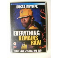 Busta Rhymes: Everything Remains Raw (DVD)