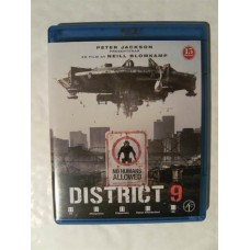 District 9 (Blu-ray)