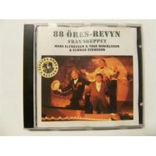 88 Øres-Revyn Från Skeppet (CD)
