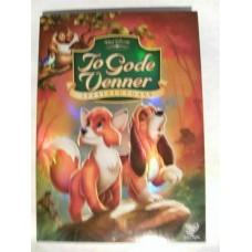 Disney Klassikere 24: To Gode Venner (DVD)