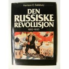 Harrison E. Salisbury - Den Russiske Revolusjon