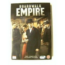Boardwalk Empire Sesong 2 (DVD)