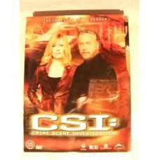CSI Sesong 6 (DVD)