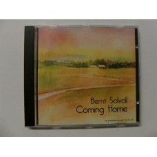 Bernt Solvoll - Coming Home (promo CD)