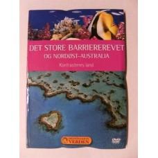 Det Store Barriererevet og Nordøst-Australia (DVD)