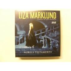 Liza Marklund - Nobels Testamente