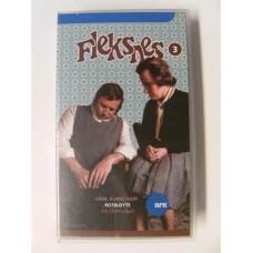 Fleksnes 3 (VHS)