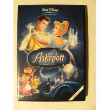Disney Klassikere 12: Askepott (DVD)