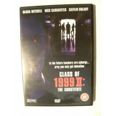 Class of 1999 II: The Substitute (DVD)