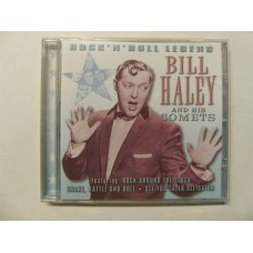 Bill Haley And His Comets - Rock 'n' Roll Legend (CD)