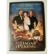 55 Dager I Peking (DVD)