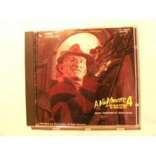 A Nightmare On Elm Street 4 - Soundtrack (CD)