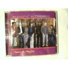 Acoustic Alchemy - American/English (CD)