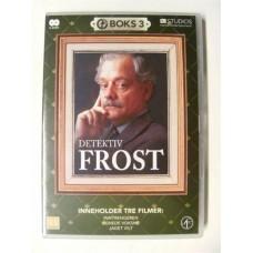 Detektiv Frost Boks 3 (DVD)