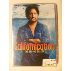 Californication Sesong 2 (DVD)