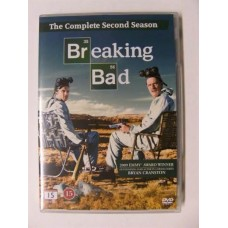 Breaking Bad Sesong 2 (DVD)