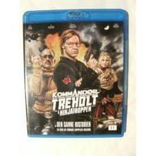 Kommandør Treholt og Ninjatroppen (Blu-ray)