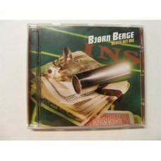 Bjørn Berge - Blues Hit Me (CD)