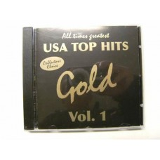 All Time Greatest USA Top Hits Gold Vol 1 (CD)