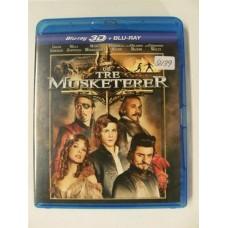 De Tre Musketerer - 3D (Blu-ray)