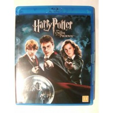 Harry Potter og Føniks Ordenen (Blu-ray)