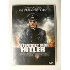 Attentatet Mot Hitler (DVD)