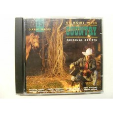 At Home With Country (CD)