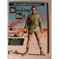 Breaking Bad Sesong 1 (DVD)