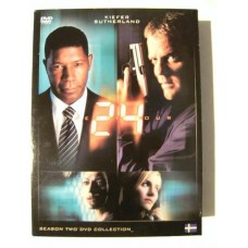 24 Sesong 2 (DVD)