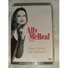 Ally McBeal Sesong 1 (DVD)