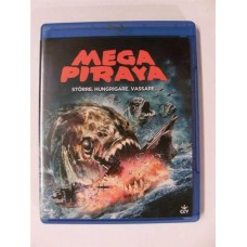 Mega Piraya (Blu-ray)