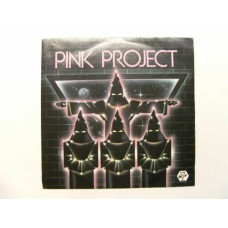 Pink Project - Disco Project 7''