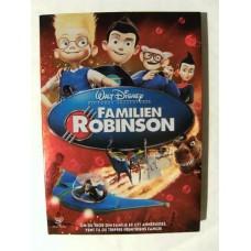 Disney Klassikere 47: Familien Robinson (DVD)