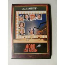 Agatha Christie: Mord Som Medisin (DVD)