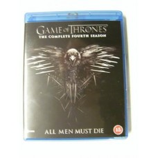 Game of Thrones Sesong 4 (Blu-ray)