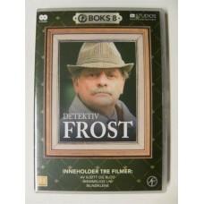 Detektiv Frost Boks 8 (DVD)