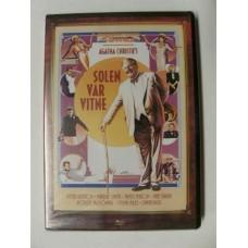 Agatha Christie: Solen Var Vitne (DVD)