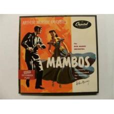 The Rico Mambo Orchestra - Mambos 7''