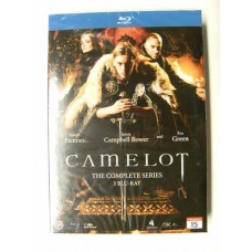 Camelot Sesong 1 - (Blu-ray)