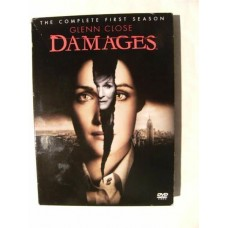 Damages Sesong 1 (DVD)