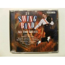 21 Swing Band All Time Greats (CD)
