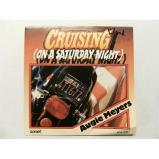 Augie Meyers - Cruising 7''