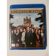 Downton Abbey Sesong 4 (Blu-ray)