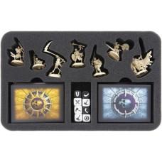 Foam tray for Warhammer Underworlds: Shadespire - Sepulchral Guard