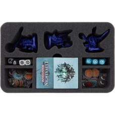 Foam tray for Warhammer Underworlds: Nightvault - Stormsire's Cursebreakers