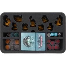 Foam tray for Warhammer Underworlds: Nightvault - Zarbag's Gitz