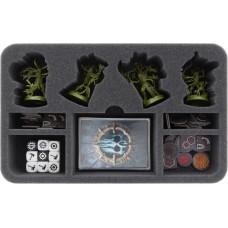 Foam tray for Warhammer Underworlds: Nightvault - Ylthari's Guardians